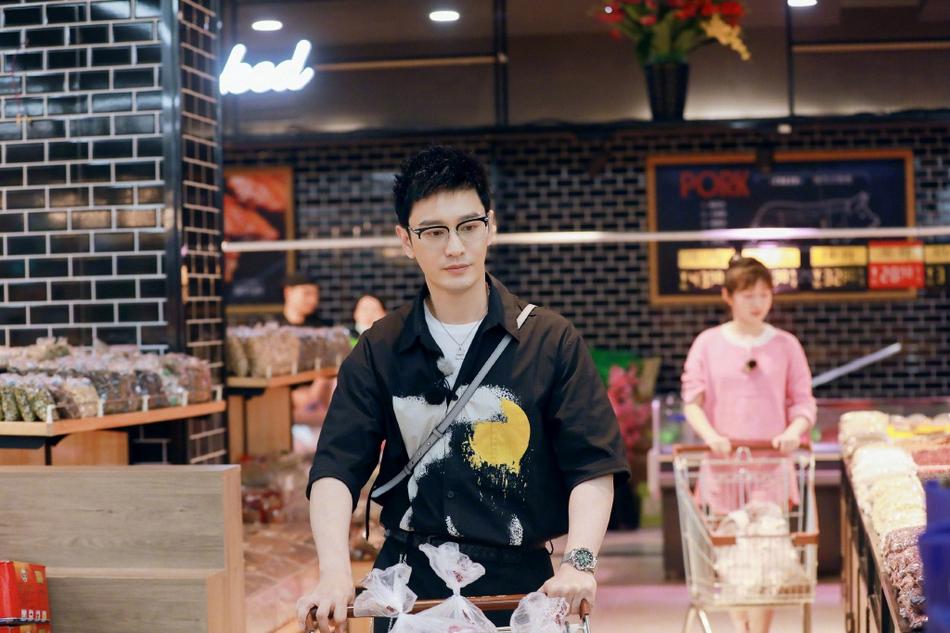 组图:黄晓明发长文告别《中餐厅》第四季 致敬抗疫英雄工作人员