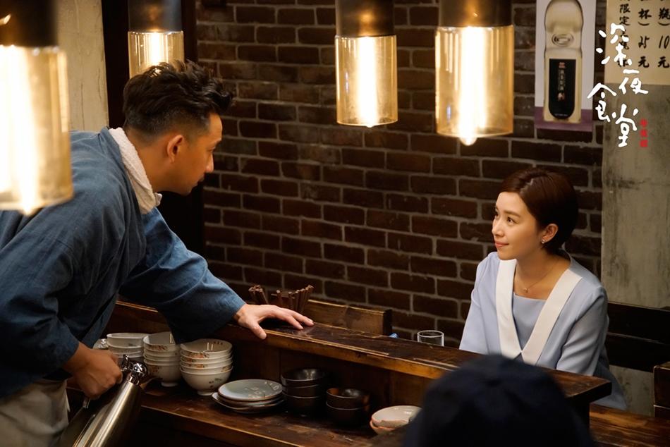 """《深夜食堂》收官 何炅王迅烹制""""心灵鸡汤"""" 电视综艺 第4张"""