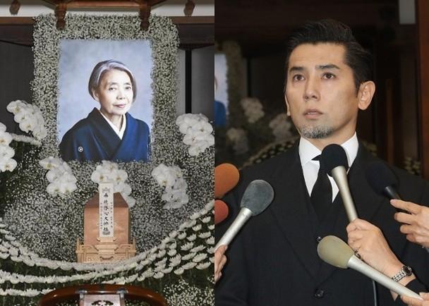 树木希林今晨出殡 临终愿望想与丈夫内田裕也见面