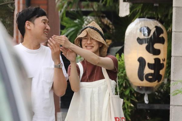 苍井优山里亮太6月结婚 终于开始同居生活