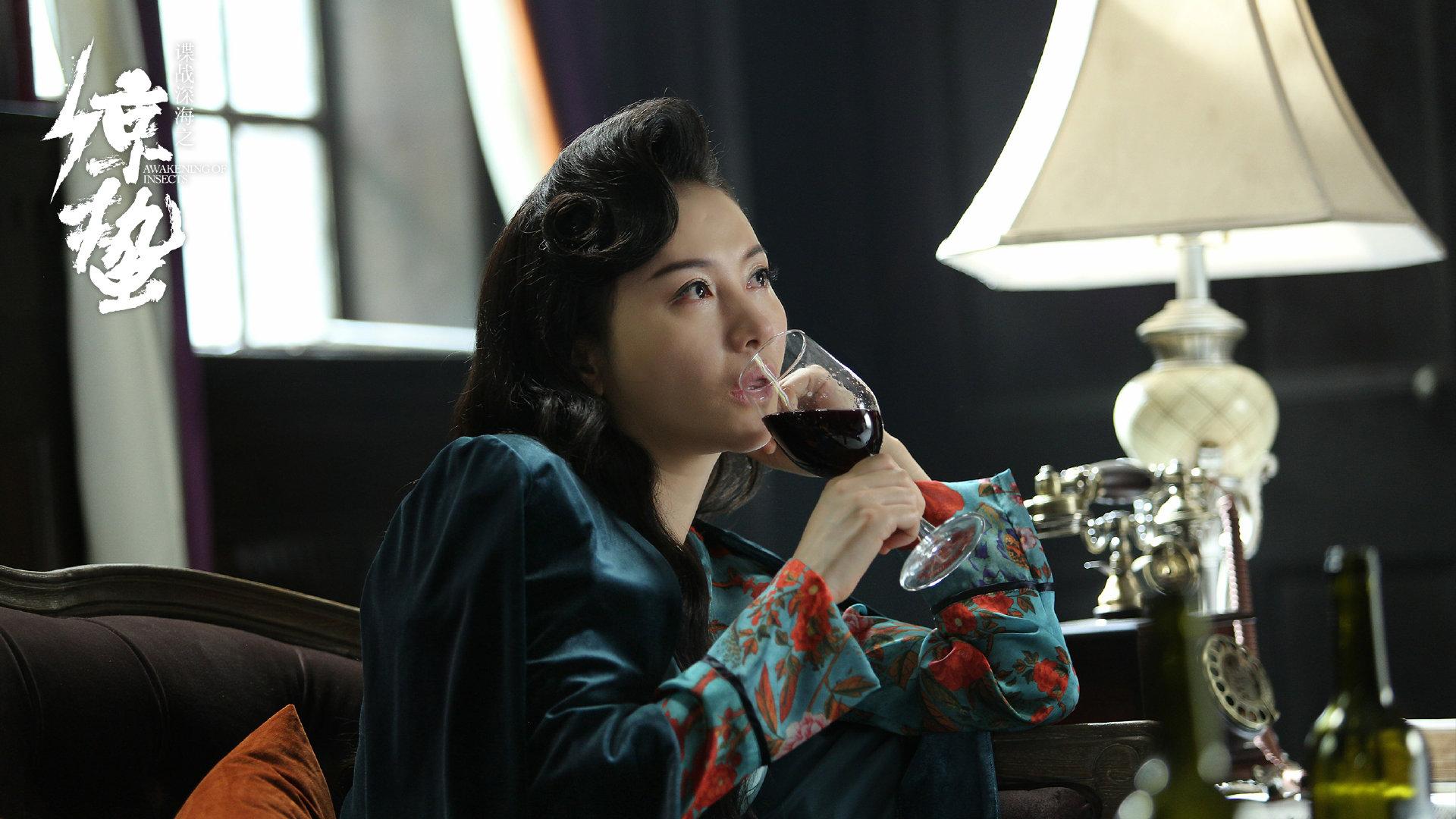 《谍战深海之惊蛰》王婉娟聊与钱时英的感情纠葛 称早把陈山当弟弟