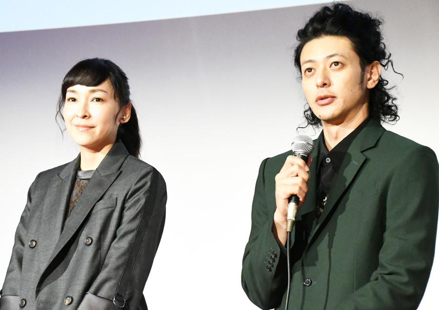 小田切让麻生久美子12年后再合作 重逢话题不断