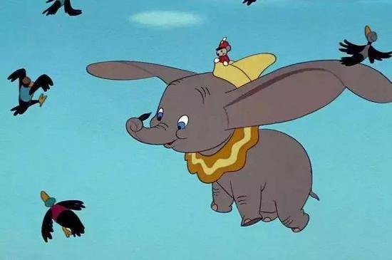 《幼飞象》