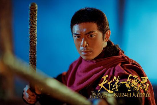 樊少皇的忠义江湖:在第一镖局为苍生而战