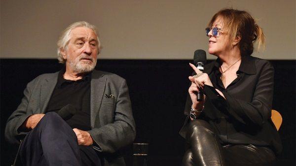 翠贝卡电影节说相符创首人、著名影星罗伯特·德尼罗(图左)