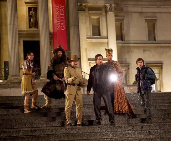 《博物馆奇妙夜》导演:罗宾威廉姆斯生前略不对劲