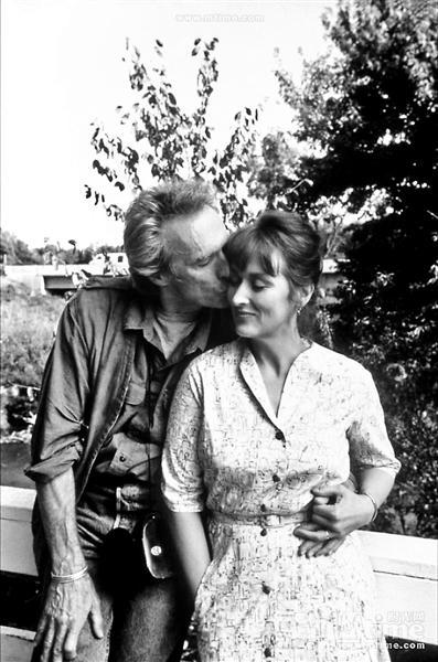 梅丽尔·斯特里普 出演《廊桥遗梦》时46岁