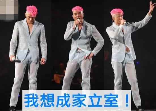 52岁的天王郭富城为什么要娶嫩模网红方媛