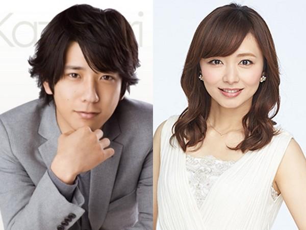 二宫和也约会照曝光,对象是大3岁的女主播伊藤绫子。
