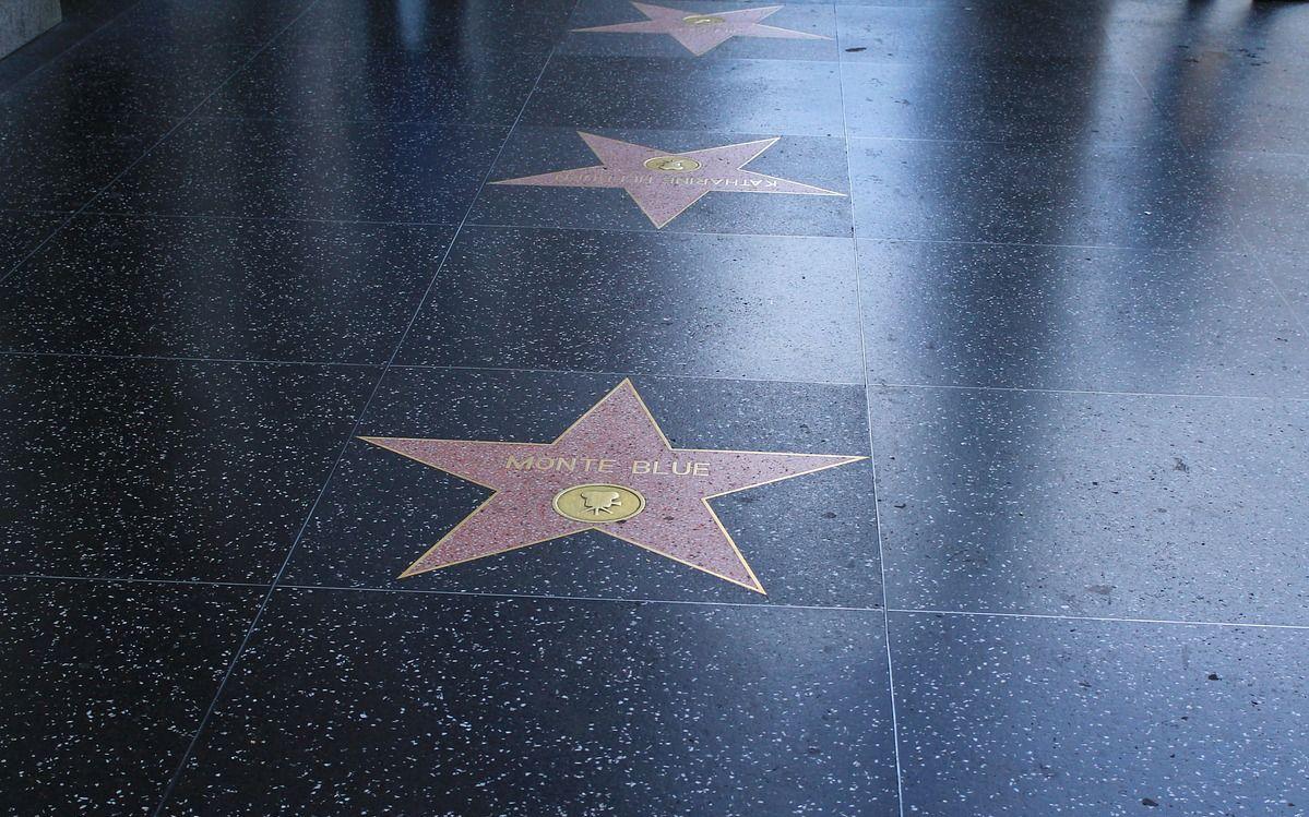 益莱坞星光大道