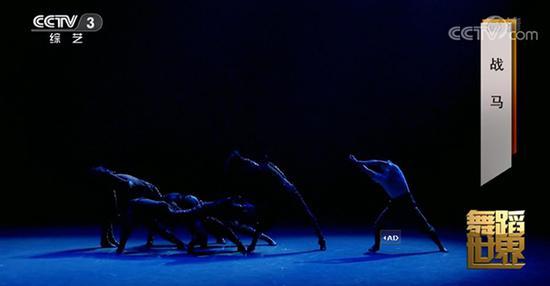 至今仍在播出的《舞蹈世界》