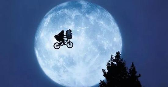 《月球旅走记》 《E.T。外星人》