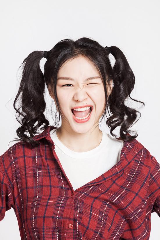 金靖:我不怕人说我丑 怕说我不好笑