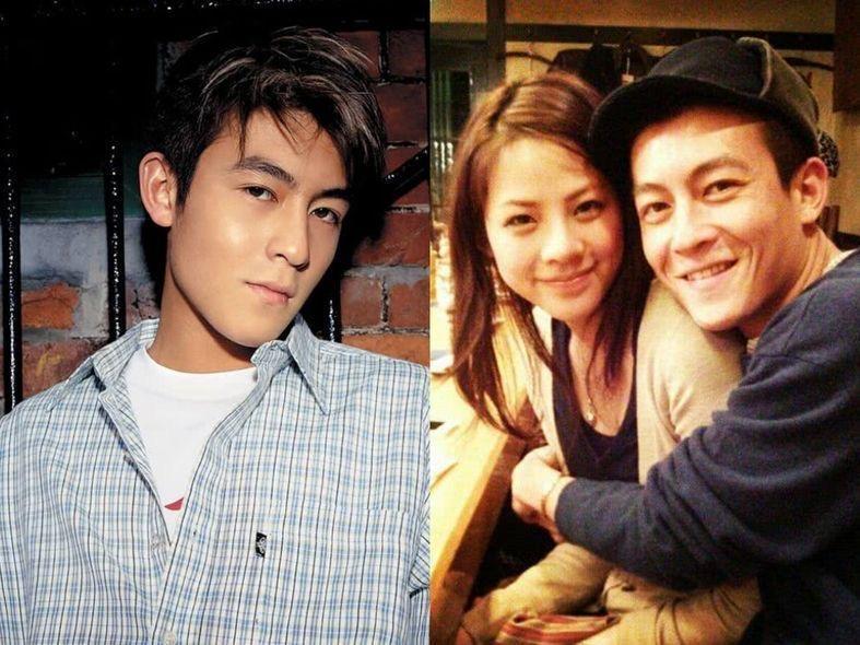 杨永晴是陈冠希首位公开承认的女朋友