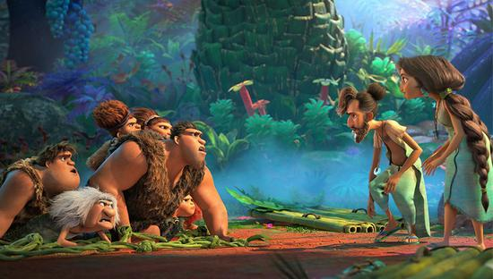 《原始人2》主创:家庭能引起全世界观众的共鸣