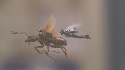 《蚁人》让观众体验到了新鲜感
