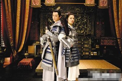 刚卒业没多久,张晓谦就出演了电视剧《琅琊榜》。