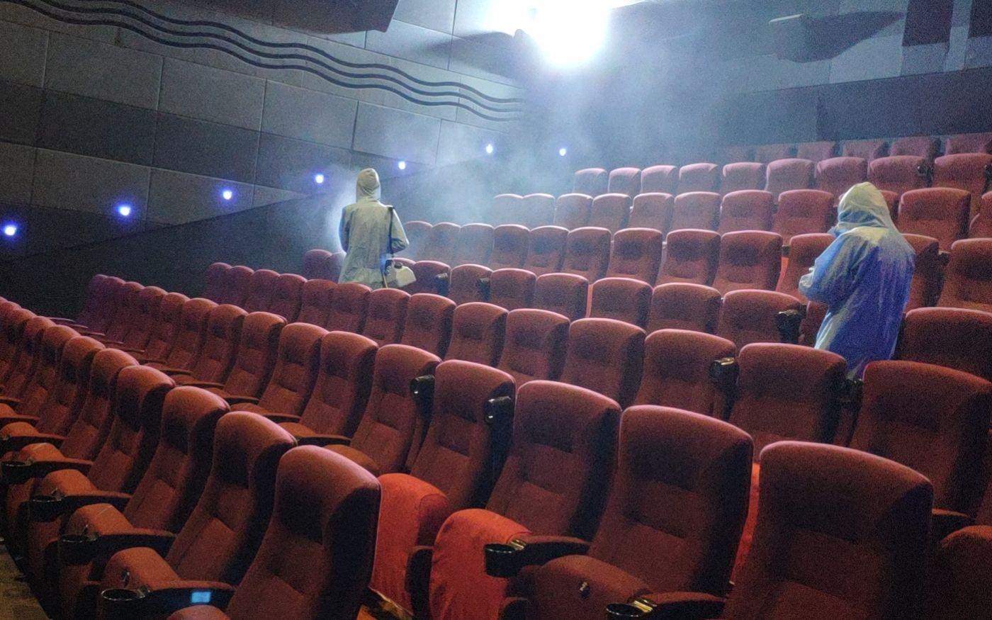 影院复工首周各地影院让利 96%票价低于去年均线