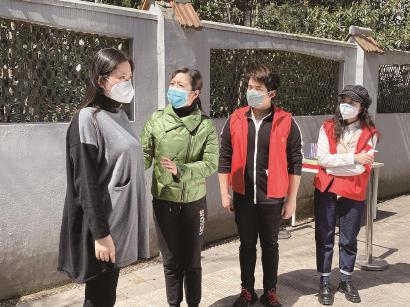 沪剧幼戏《城市的温度》在汾阳路拍摄
