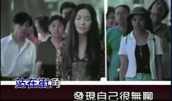 丁薇《女孩儿与四重奏》MV。来源:视频截图。