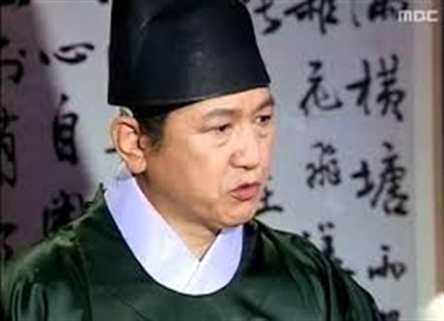 申国在《大长今》饰演尚膳大人。