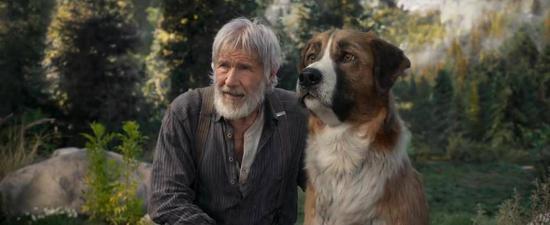 哈里森·福特和假得不行的CG狗狗《野性的呼唤》