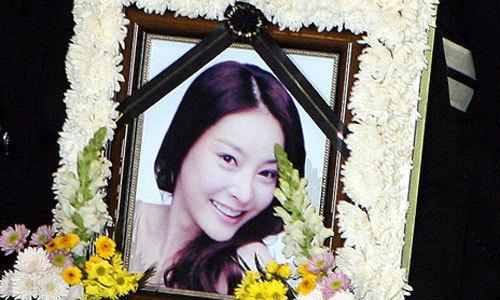 已故女星张紫妍