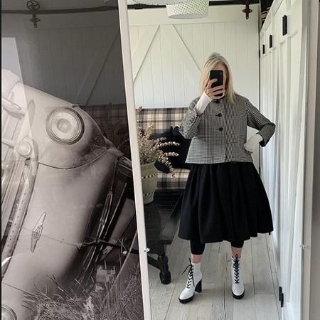 黛安·基顿的时尚穿搭