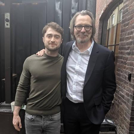 """哈利波特与与""""教父""""小天狼星布莱克再同框"""