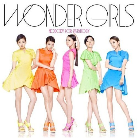 Wonder Girls行入历史。