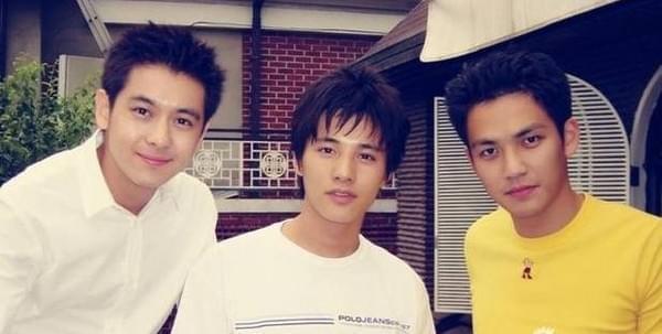 林志颖曾给元彬当经纪人 替他打理中国演艺事务