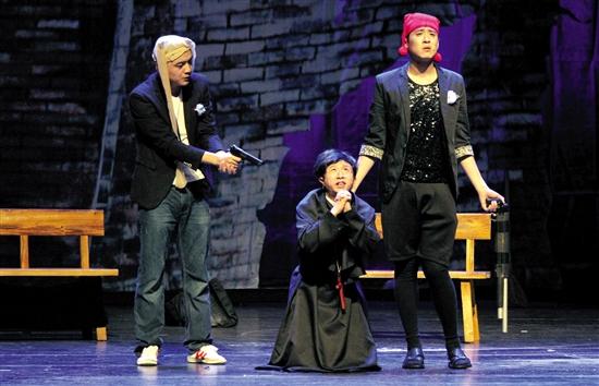 舞台剧《乌龙山伯爵》 8月登陆广州剧院