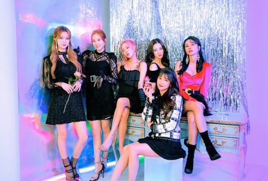 韩国女团MOMOLAND将办线上演唱会 7月底开唱