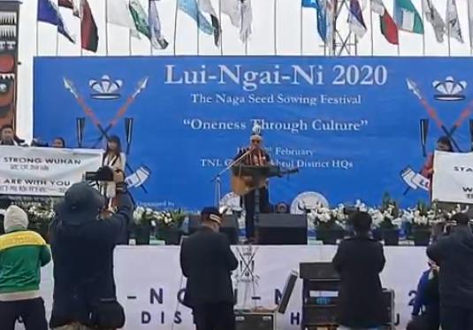 印度歌手写歌赞许中国抗疫