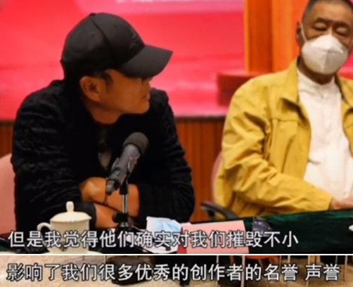 陈道明谈流量明星:他们是被炒作出来的塑料演员
