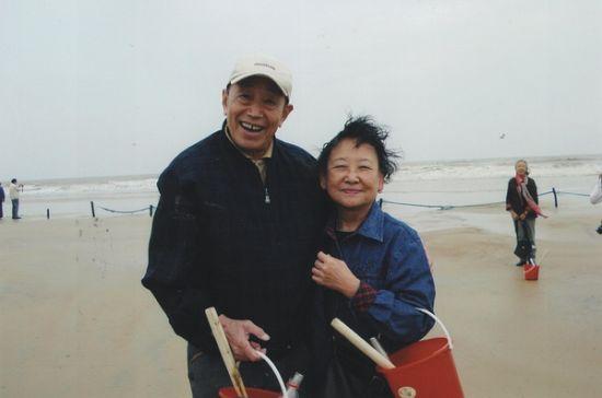 朱旭宋凤仪夫妇(资料图)