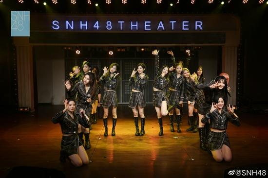 受疫情影响SNH48总决选演唱会将采取无观众录制