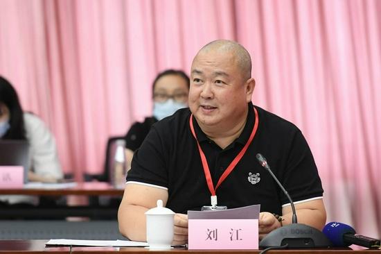 《光荣与梦想》举办研讨会 导演刘江分享背后故事