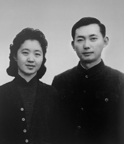 梅葆玖林丽源夫妇