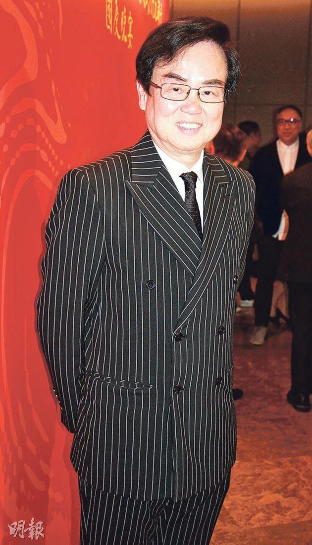 黄百鸣表示没受范冰冰逃税风波影响,公司有多部电影的开拍计划如期进行
