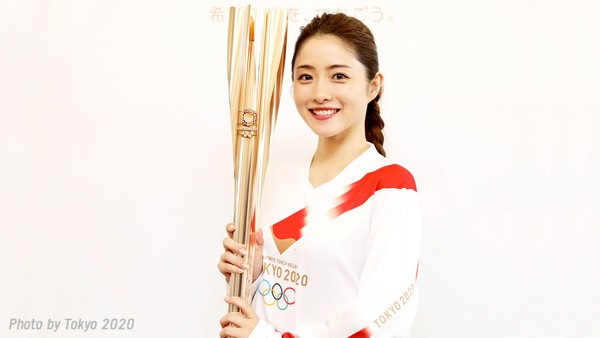 石原聪美为2020东京奥运圣火现象大使。