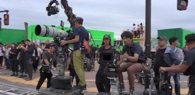 《唐探3》日本拍摄现场
