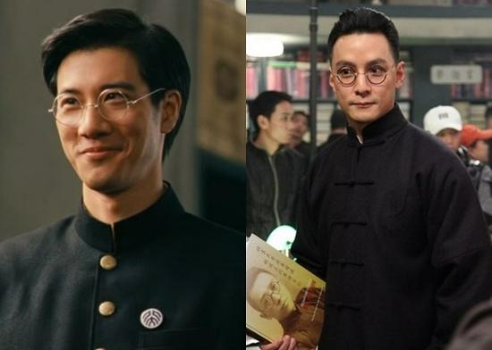 王力宏、吴彦祖曾一同参演《建党伟业》