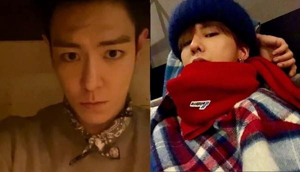 BIGBANG成员已陆续于今年服完兵役
