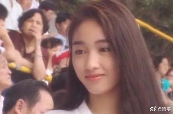 18岁时的黎姿旧照曝光 美丽动人清纯满满