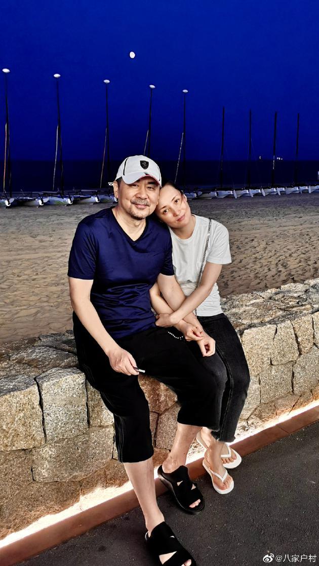 陈建斌写诗庆与蒋勤勤结婚15周年 文笔真挚又浪漫