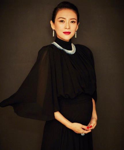 章子怡官宣怀孕喜事