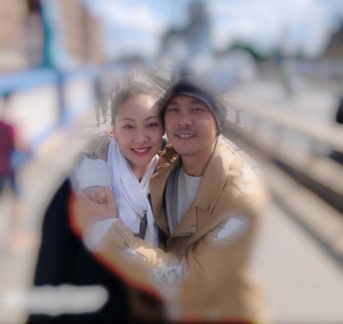 张卫健和老婆张茜
