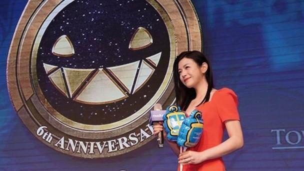 陈妍希高智商机智回应。