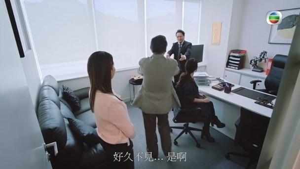 监制梅小青回应《法证先锋4》中出现黄心颖背影